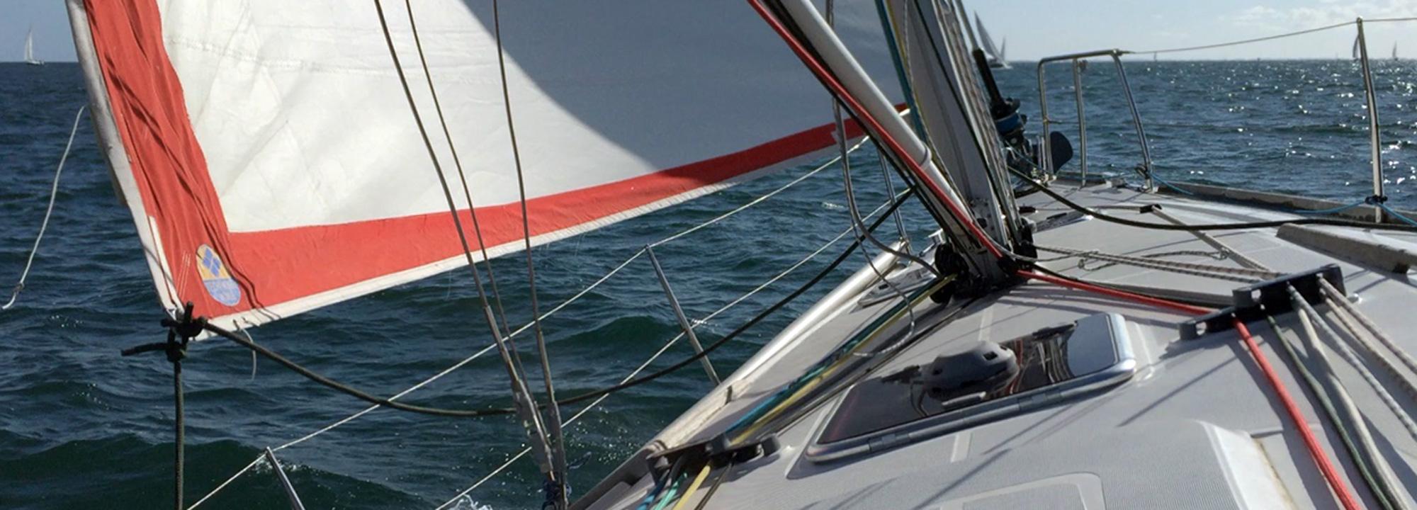 louez un voilier en Bretagne Sud