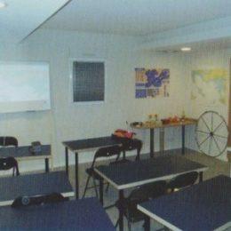 salle d'examen du permis bateau